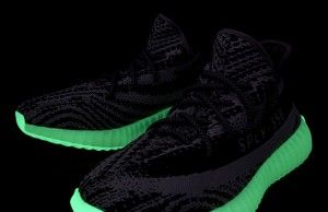 20003647d16f1 This adidas Yeezy 350 Boost V2 Soles Glow in the Dark
