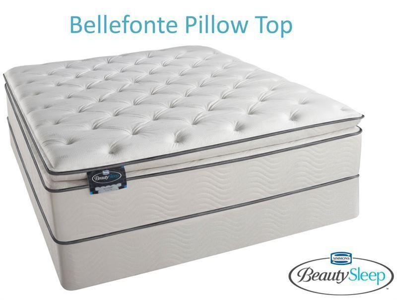 Simmons Beautysleep Bellefonte Firm Pillow Top Mattress Set Las Vegas Furniture Online Lasvegasfurnitureonline Com L Mattress Mattress Sets Plush Pillows