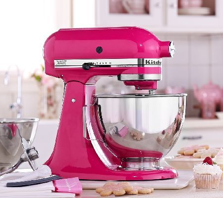 Hot Pink Kitchen Aid Stand Mixer Are You Kidding Me L O V E
