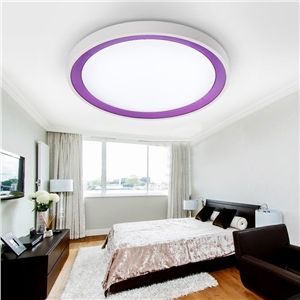 Modern Simple Fashion Led Acrylic Flush Mount Light Living Room Unique Dining Room Flush Mount Lighting Design Inspiration