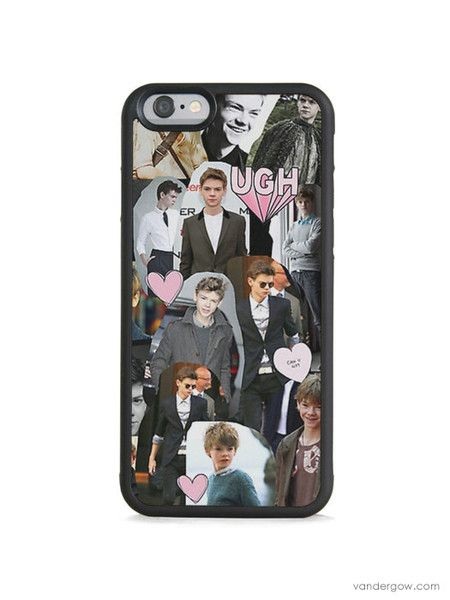 official photos 0f4bd 9646e Thomas Brodie Sangster Collage iPhone 6 Case, Samsung Galaxy Rubber ...