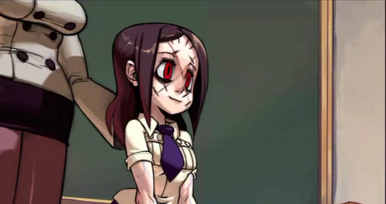 Painwheel Gallery Skullgirls Wiki Fandom Skullgirls Anime Artist