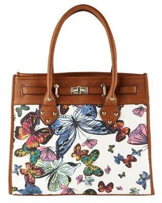 e0a52f5a41a Aldo butterfly handbag
