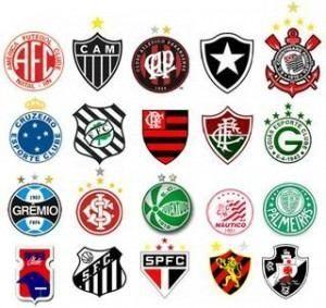 02c790cf7a Coleção Bordados Computadorizado Escudos Times Do Brasileiro ...