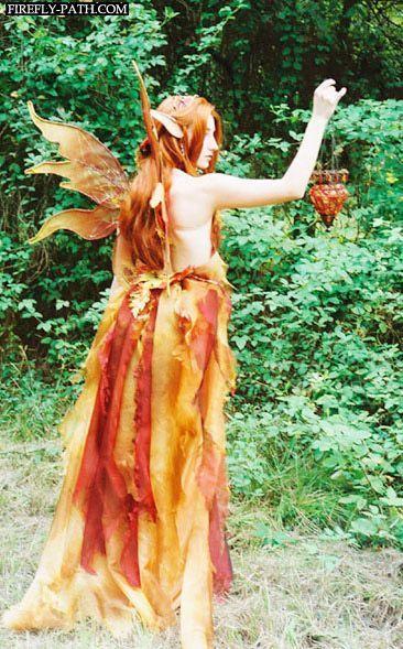 Autumn Fairy » Firefly Path & Autumn Fairy » Firefly Path: | Id | Pinterest | Autumn fairy ...
