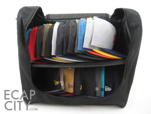 Best way to store HATS and be able to keep them in good condition while  traveling