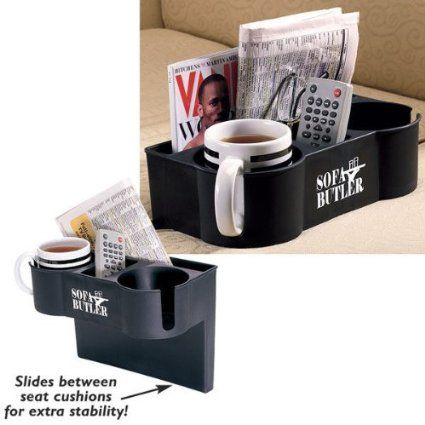 Amazon Com Sofa Butler Sectional Sofa Cup Holder Insert Home