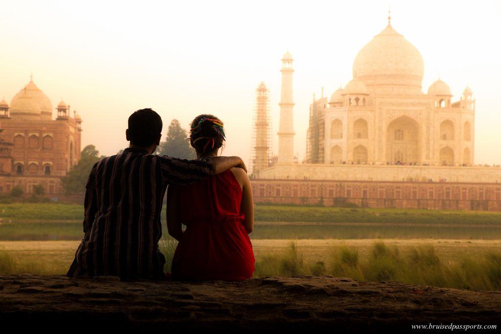 5 Best Ways Of Photographing The Taj Mahal | Taj mahal