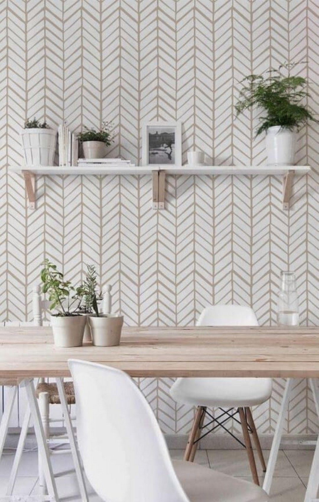 Room Design Wallpaper Ideas To Match Your Minimalist Room Goodnewsarchitecture Scandinavian Design Living Room Minimalist Dining Room Scandinavian Dining Room