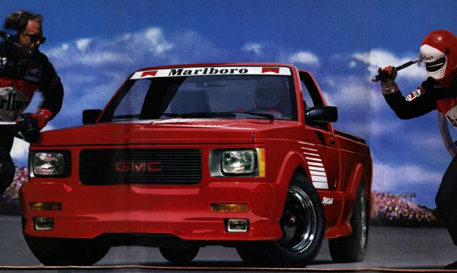 Gmc Syclone Typhoon Gmc Gmc Trucks Chevy S10
