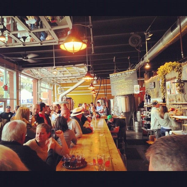 If You Love Craft Beer, Denver Is The Place For You