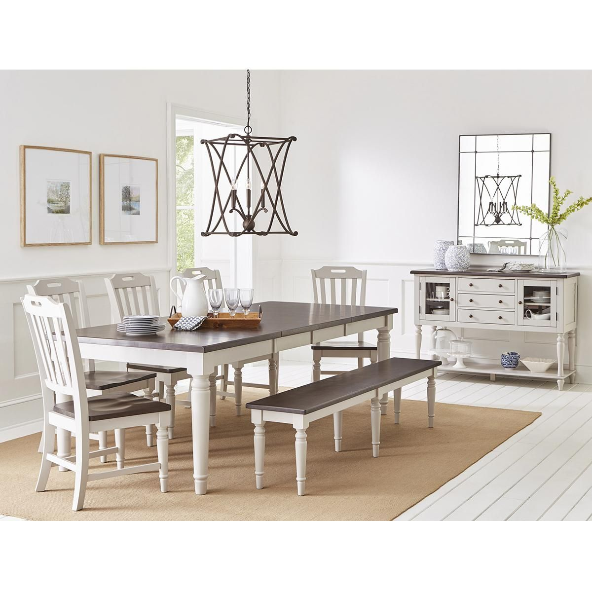 34+ Crosley furniture shelby 5 piece dining set in white Various Types