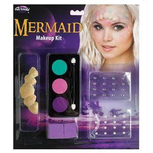 mermaid fantasy makeup kit  407825  trendyhalloween