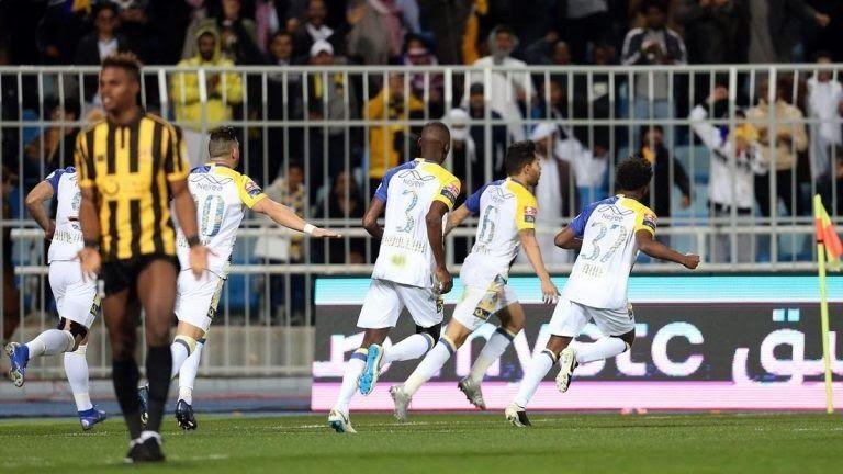 ترتيب الدوري السعودي بعد تعادل نادي النصر أمام الاتحاد صورة
