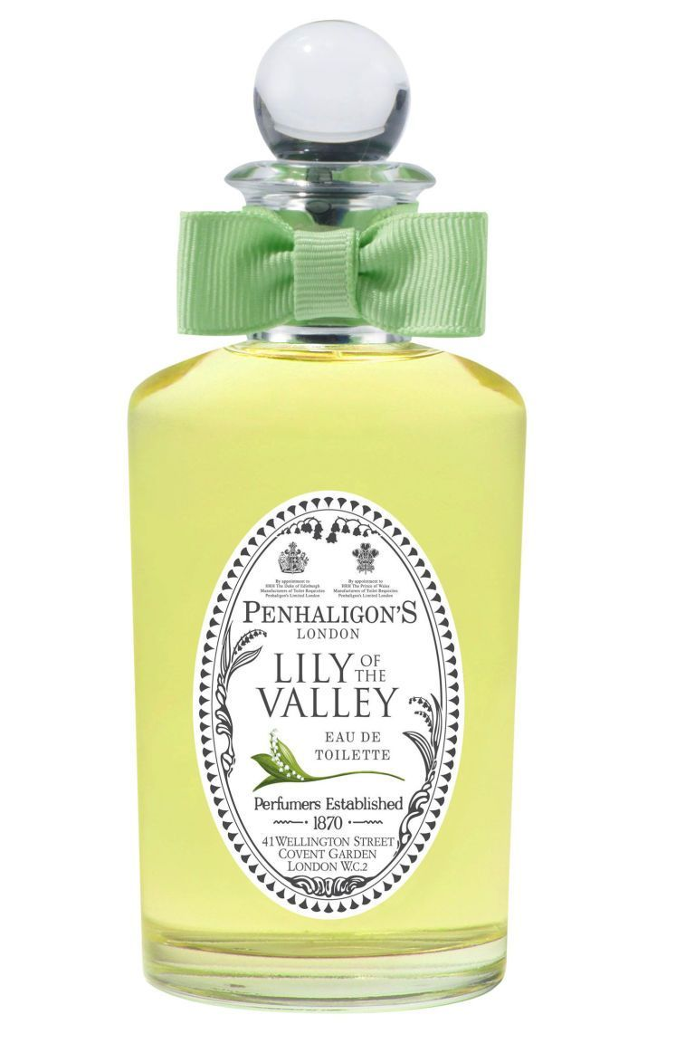 Lily of the valley is a popular ingredient in perfumes and other cosmetics.  - TownandCountrymag.com aecaceb2c36