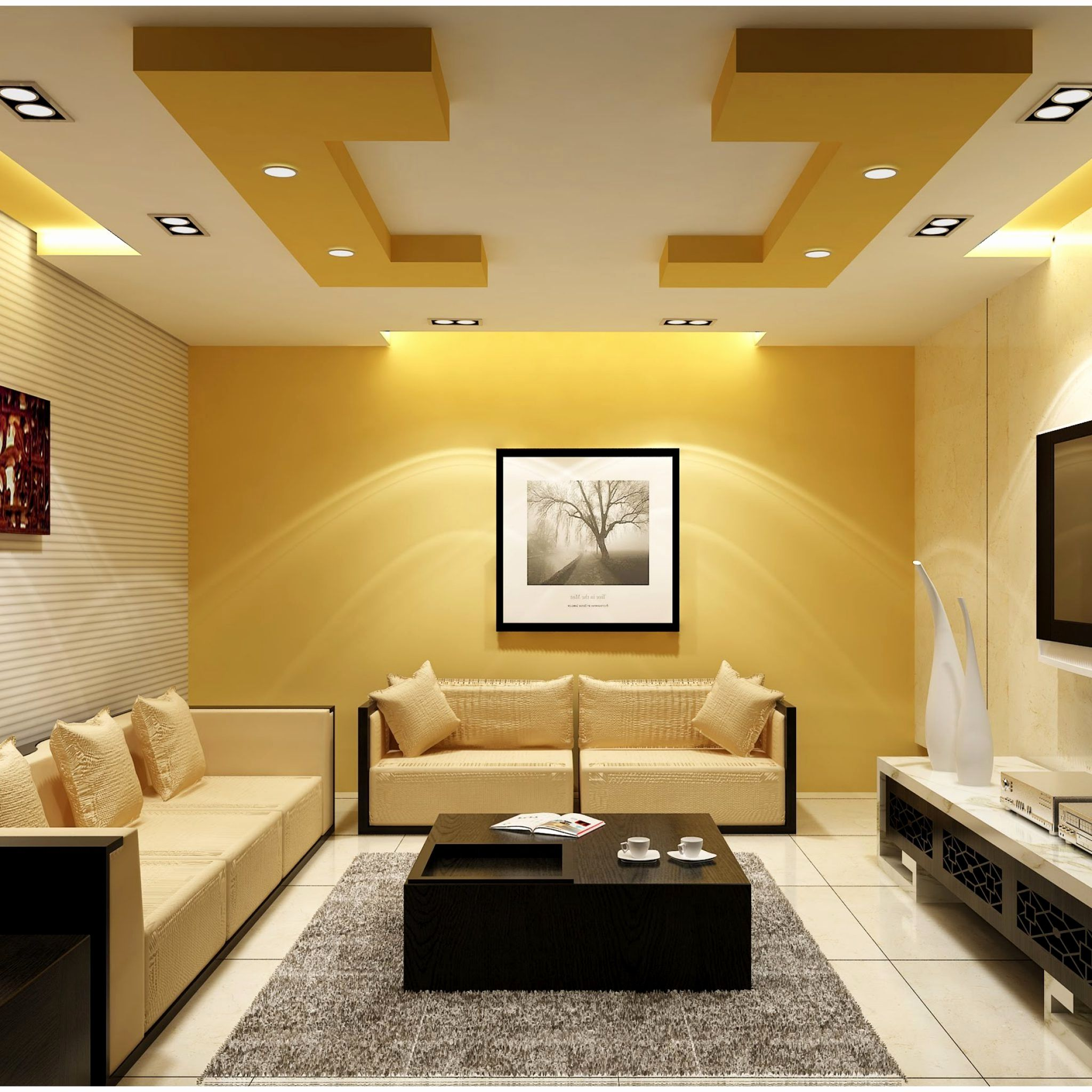 Housecoat Patterns | Ceiling design living room, Ceiling ...