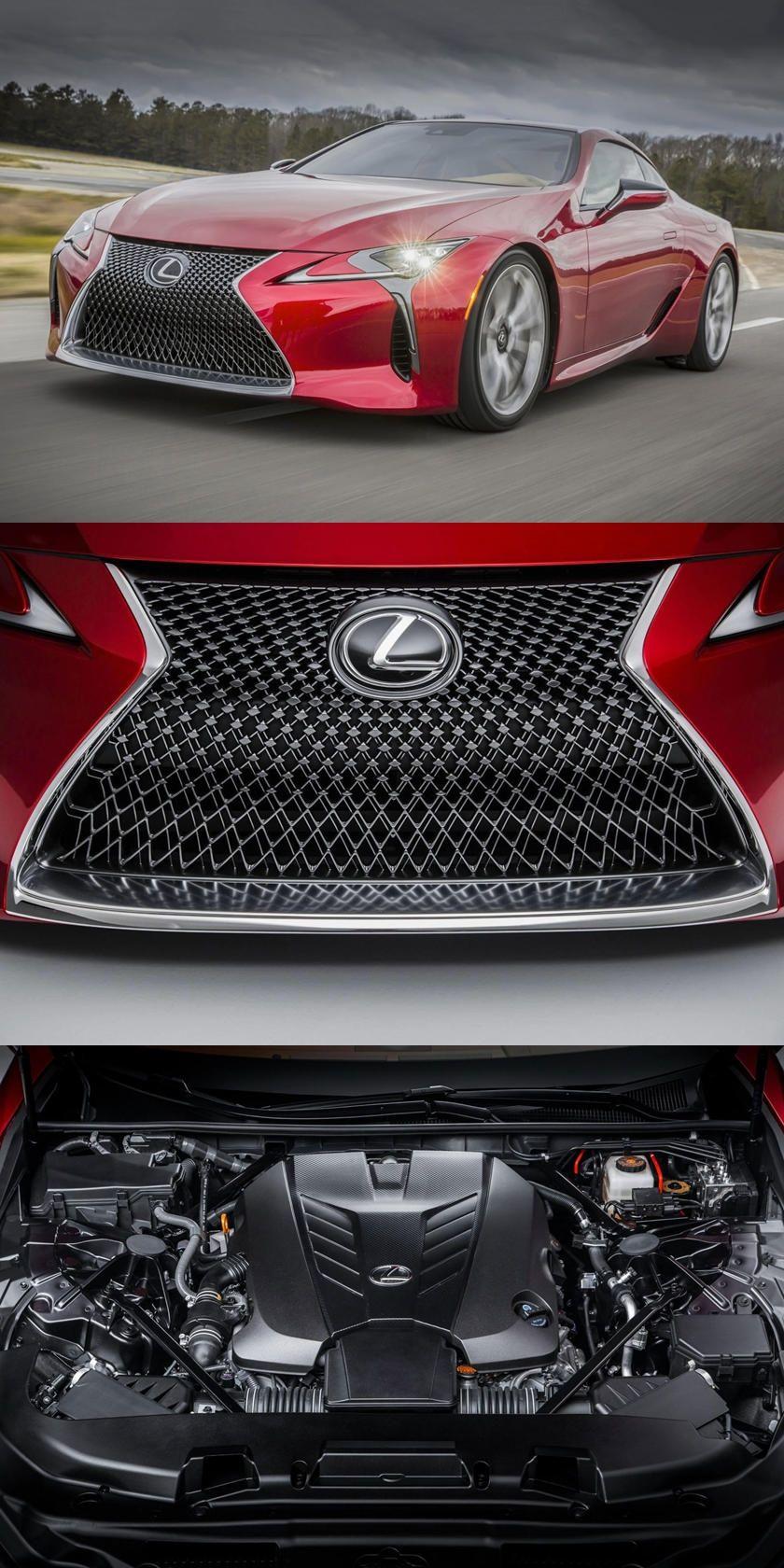 Lexus Lc F Will Be As Powerful As Ferrari 488 Gtb In 2020 Lexus Lc