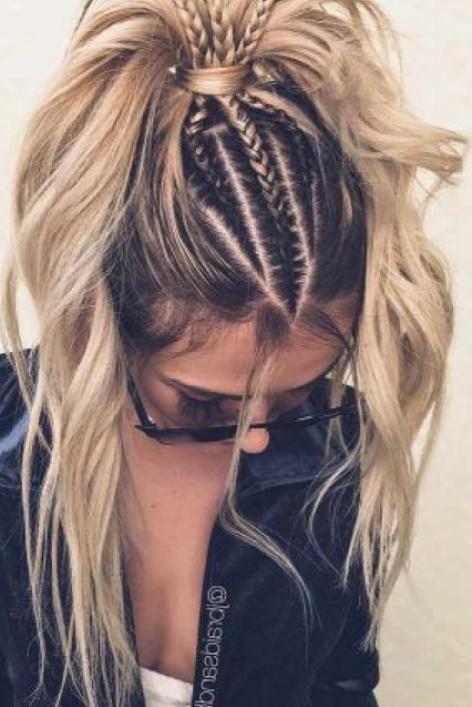 24 Schone Pferdeschwanz Ideen Fur Jeden Anlass Zu Tragen Ideen Schone Occa Schone Pferdeschwanz Ideen Fur Jeden An In 2020 Hair Styles Twist Ponytail Hair