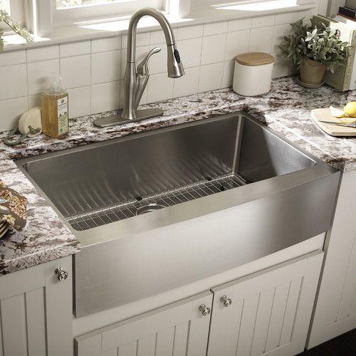 Schon 36 X 22 25 Single Bowl Farmhouse Kitchen Sink 435 20