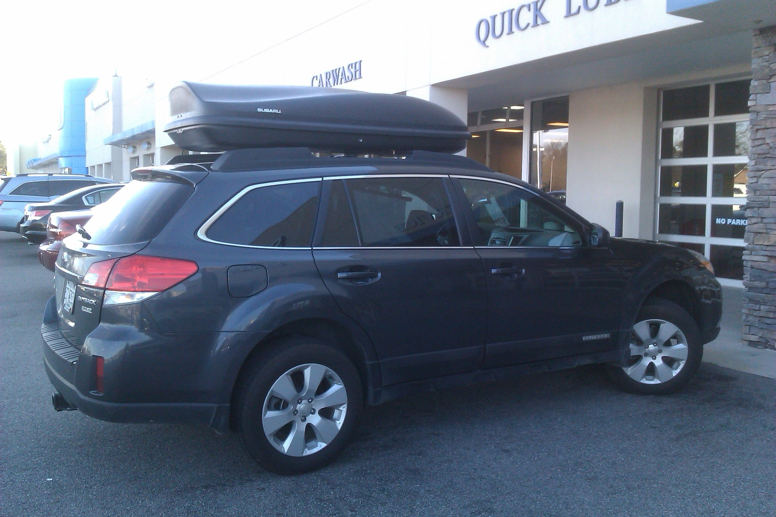 This 2012 subaru outback is sporting the extended roof cargo this 2012 subaru outback is sporting the extended roof cargo carrier very spacious for any vanachro Images