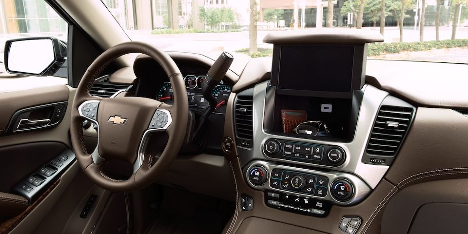 2019 Tahoe Full Size Suv Avail As 7 Or 8 Seater Suv Chevy