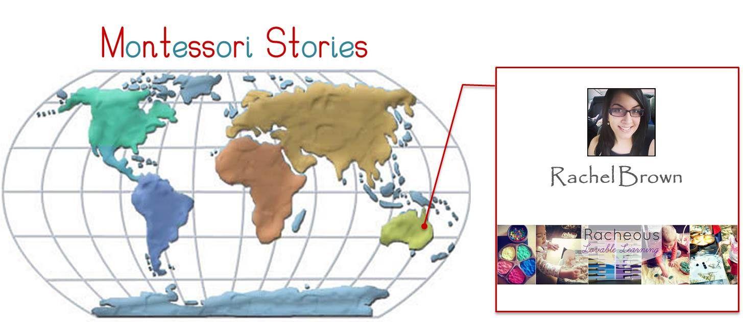 Montessori Stories with Racheous - Lovable Learning via Montessori en Casa