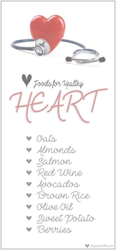 Photo of 9 Gute Lebensmittel für ein gesundes Herz – Eine Diätkarte für Herzinfarktpatienten   Styles im Leben