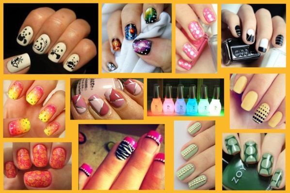 Trendy by Tyana: Nail Art Inspirations