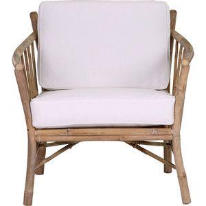 Dot & Bo Havana Arm Chair - Set of 2 | White accent chair ...