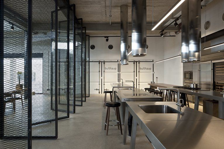 interior kitchen the home tel aviv design | the bulthaup Showroom - Open House Tel Aviv 2014 - Tel ...