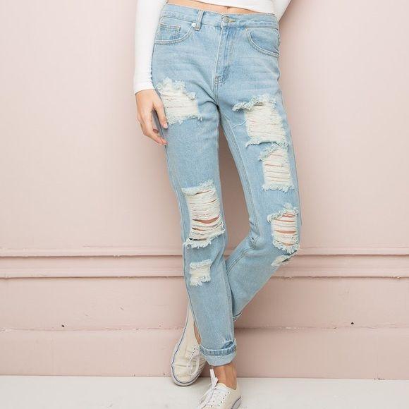 Brandy Melville Boyfriend Jeans BRAND NEW JEANS. Brandy Melville Jeans Boyfriend