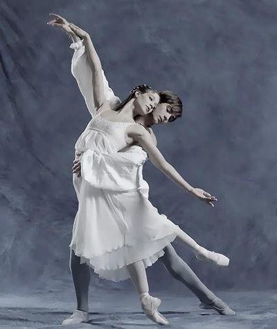 Alicia Amatriain and Friedemann Vogel in Romeo Juliet