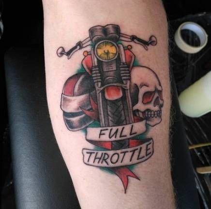 Trendy Motorcycle Tattoo Flash Ideas Biker Tattoos Motorcycle Tattoos Bike Tattoos