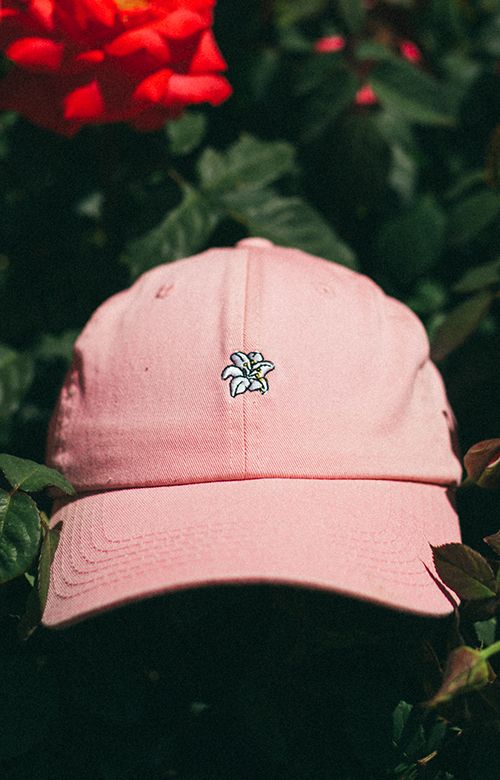 206997f6 in bloom, Lily Dad Hat - Pink in 2019 | hats | Dad hats, Hats ...