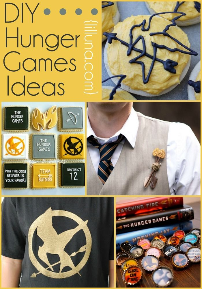 The Hunger Games Printable Buttons | Hunger games party ...