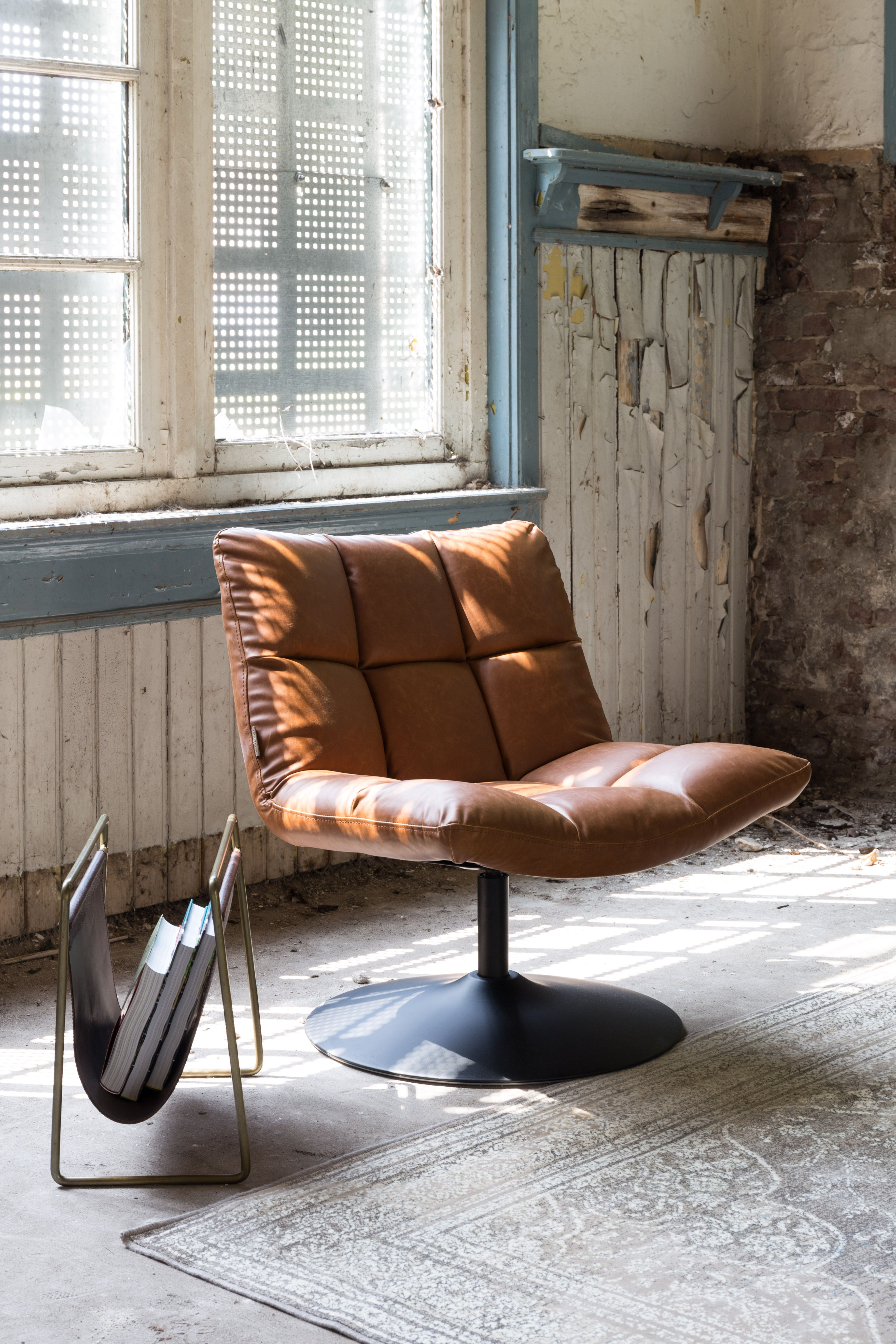Sessel Industrial Bar Lounge Chair Heerlijkheid Wohnideen Wohnzimmer Sessel