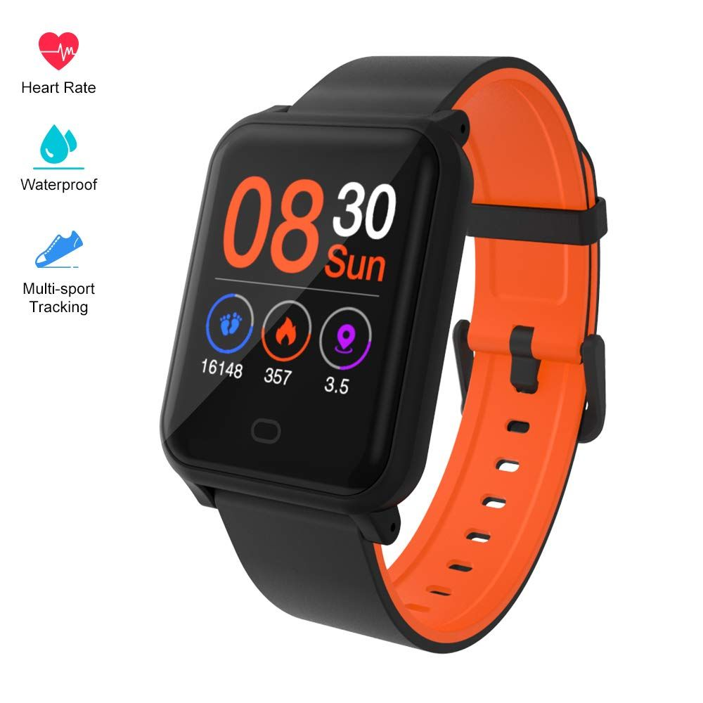 Fitpolo h706 color screen fitness watch ip67 waterproof
