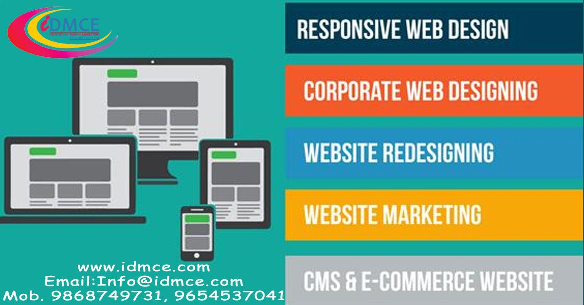 Website Designing Development With Html Css Core Php Advanced Php Javascript Jquery And My Web Development Design Web Design Company Web Design Services