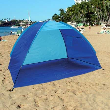 NEW Portable Cabana Beach Shelter Infant Tent Sun Shade & NEW Portable Cabana Beach Shelter Infant Tent Sun Shade | Portable ...