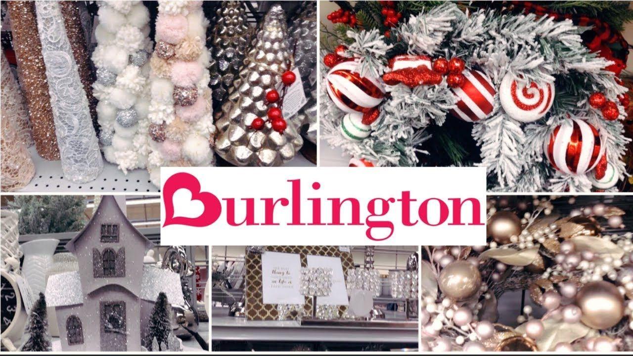 Youtube Christmas Decorating Ideas 2020 Tiffany Chandeliers BURLINGTON CHRISTMAS SNEEK PEEK & GLAM HOME DECOR  SHOP WITH ME