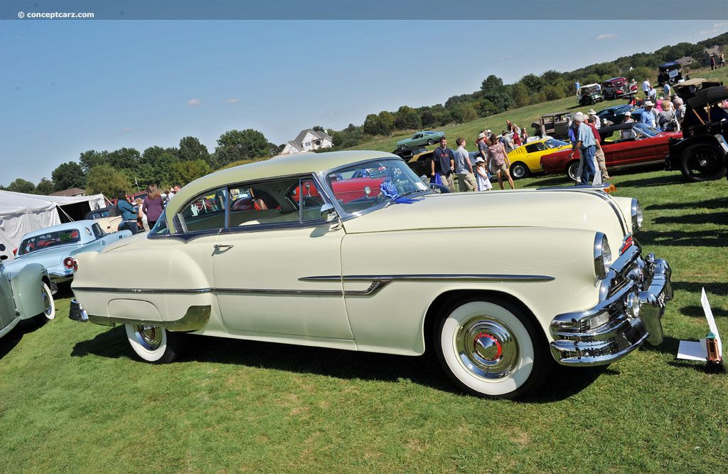 1953 Pontiac  1953 Pontiac Chieftain news pictures