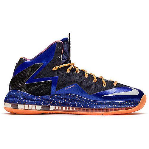 sports shoes b3ac8 a8bc9 Nike LeBron X P.S. Elite Basketball Shoe - NBAStore.com