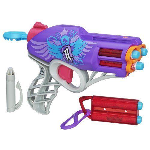 Explore Nerf Gun, Kids Christmas, and more! Nerf N-Strike Modulus ECS-10  Blaster