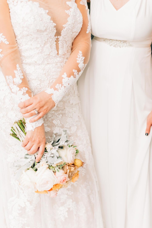Southern Style Winter Wedding Ideas Wedding Gowns Mermaid Wedding Dresses Blush Pink Wedding Dresses [ 1500 x 1000 Pixel ]