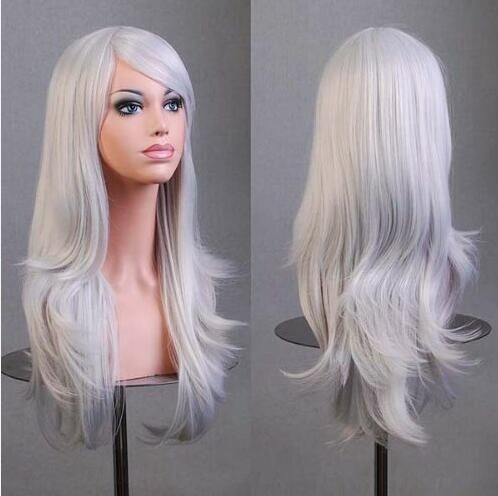 Photo of Cosplay Wigs – Silver