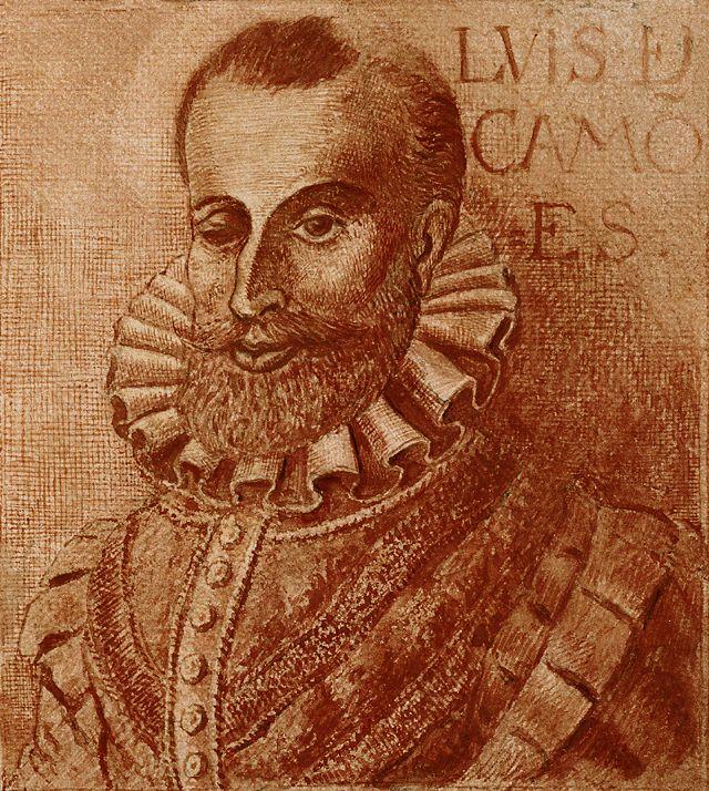 Luis De Camoes Portuguese Language History Of Portugal Portuguese