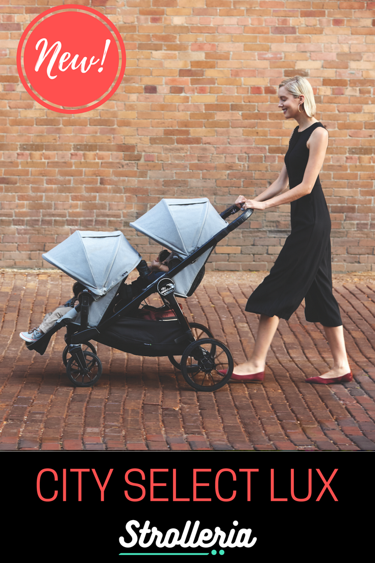 46++ City select stroller configurations ideas