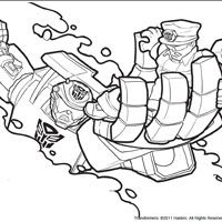 free rescue heros coloring pages - photo#33