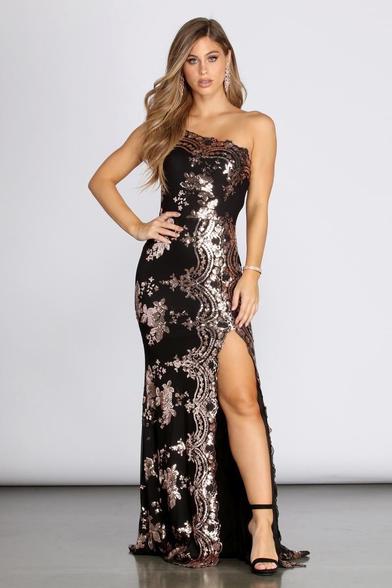 Sequin Dress Designs For Party Look   Meesho