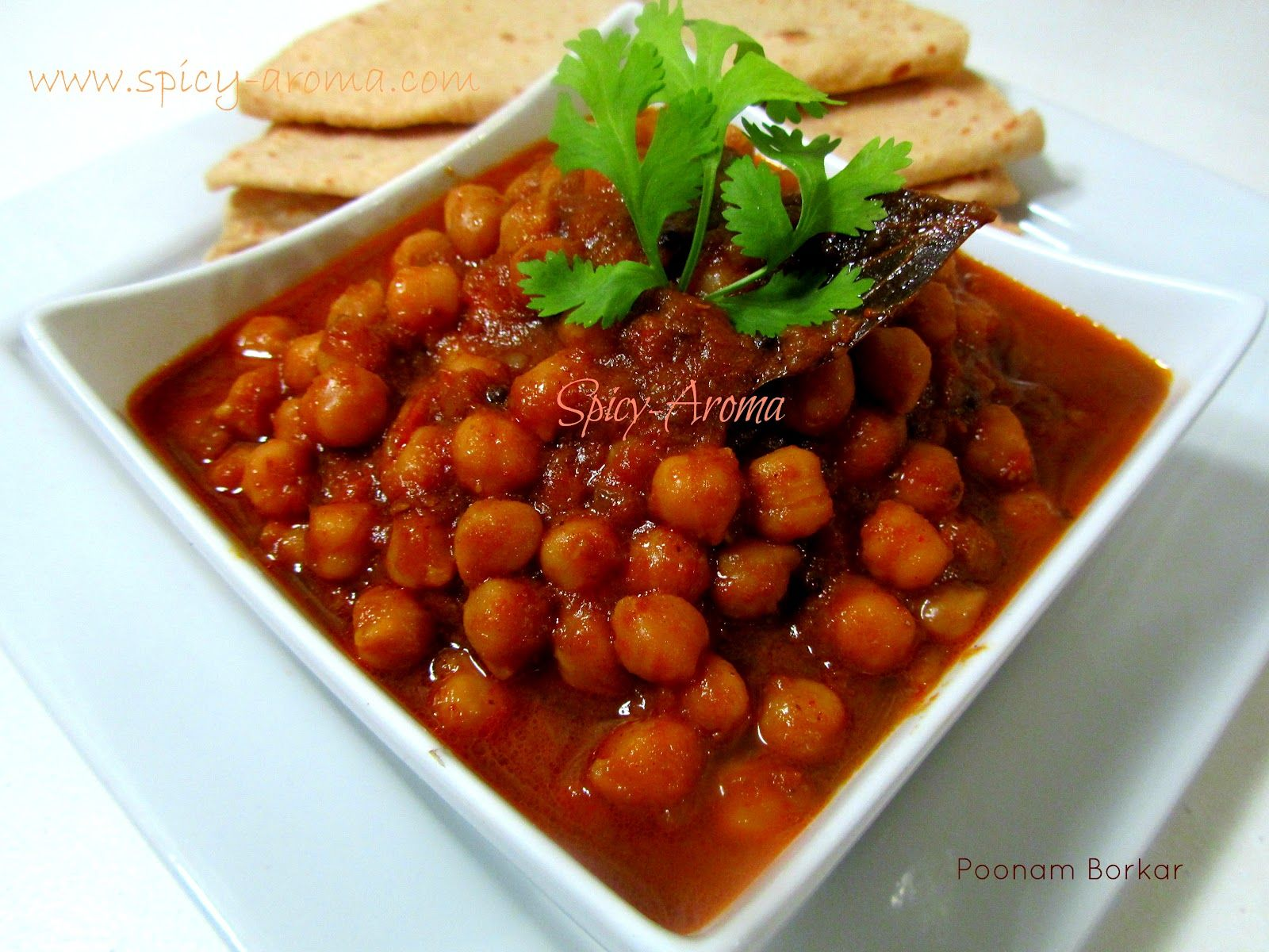 Spicy aroma chana masala chole recipe chickpea curry spicy aroma chana masala chole recipe chickpea curry pressure cooker recipe forumfinder Gallery